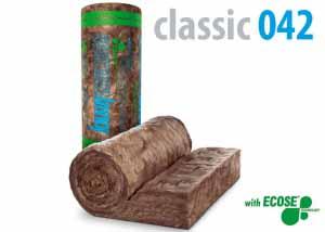 Izolácia KNAUF CLASSIC 042 180mm (viacúčelový izolačný materiál)