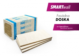 Izolácia Nobasil SMART wall FKD-N C1 160mm