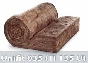 Izolácia UNIFIT035 80mm - interiérový izolačný materiál