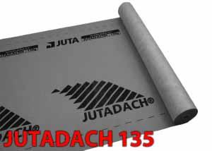 Fólie na ochranu izolácií JUTADACH 135 - paropriepustná