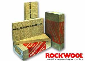 Izolácia FASROCK 60mm - vonkajšia tepelná izolácia