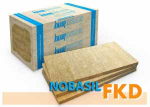 Izolácia NOBASIL FKD 160mm (vonkajšia tepelná izolácia)