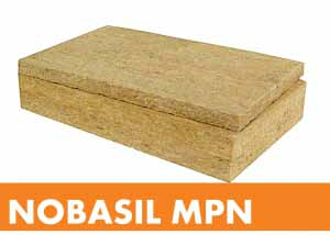 Izolácia NOBASIL MPN 40mm - izolácia vodorovných konštrukcií