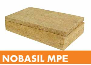 Izolácia NOBASIL MPE 80mm - izolácia šikmých striech