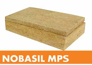 Izolácia NOBASIL MPS 40mm - izolácia zvislých konštrukcií