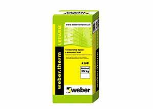 Lepiaca cementová hmota, Weber therm LEPARM