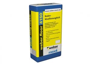 Weber FLOOR 4150 (2-30 mm) (vyrovnávajúca podlahová hmota)